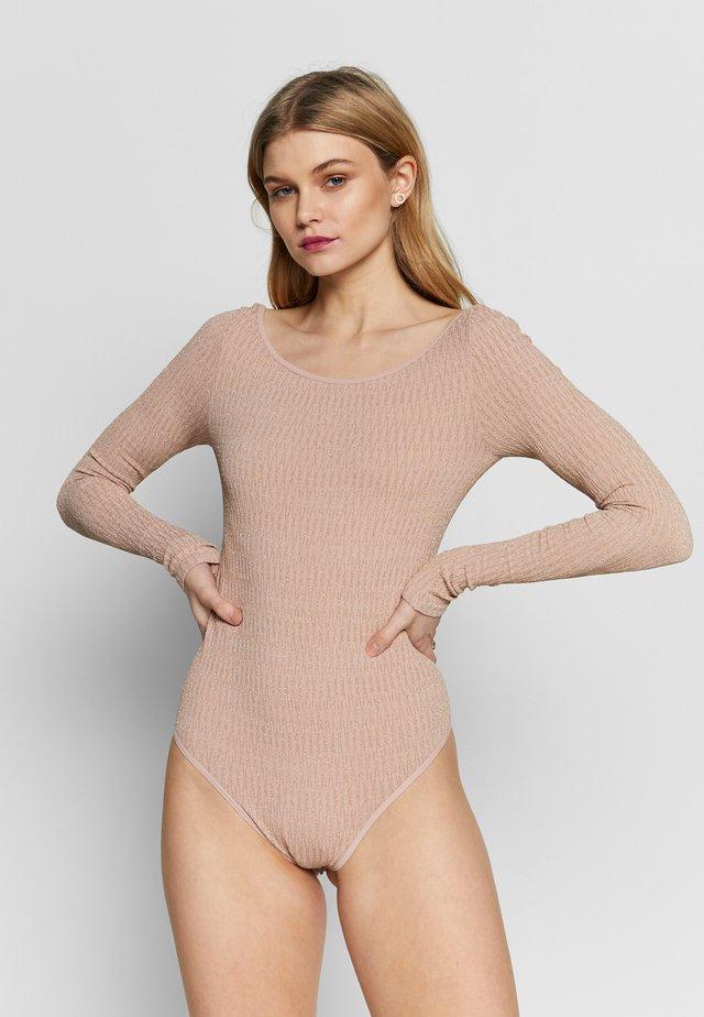 SPRINKLED - Body - pink