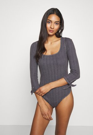 MOVE ON BODYSUIT - Body - dark grey