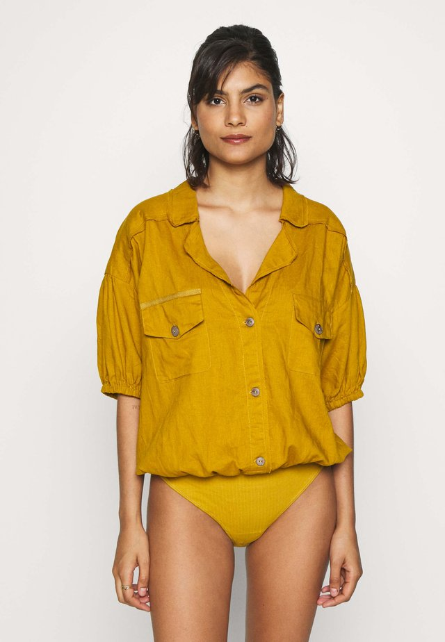 FARI BODYSUIT - Beach accessory - khaki