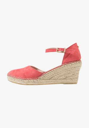 Plateaupumps - pink