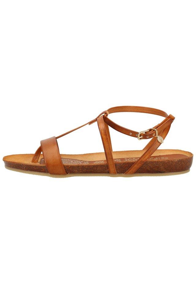 SANDALEN - Sandales - brown 3158