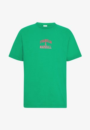 T-shirt print - bright mint