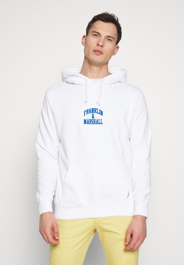 Hoodie - optical white