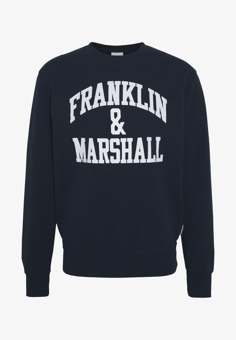 Franklin & Marshall Felpa - navy OW7Px9 per la promozione