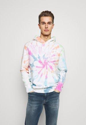 Bluza z kapturem - multicolor bluette