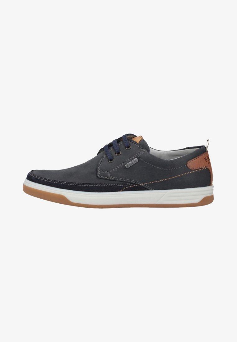 Fretz Men - HALBSCHUHE - Sneakers laag - blue