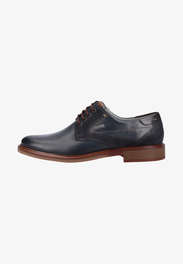 Fretz Men - Smart lace-ups - blue