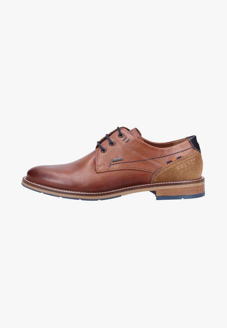 Fretz Men - Stringate - brown