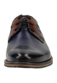 Fretz Men - Business sko - navy blue - 6