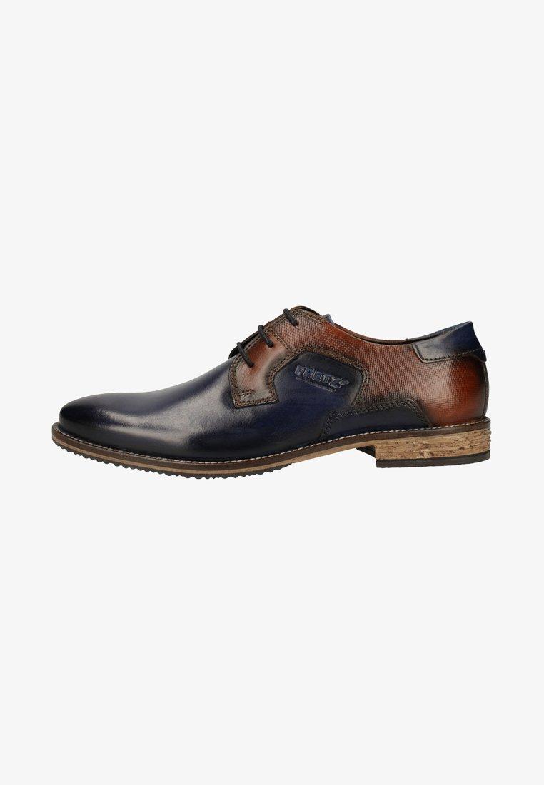 Fretz Men - Business sko - navy blue