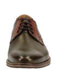 Fretz Men - Business sko - green - 5