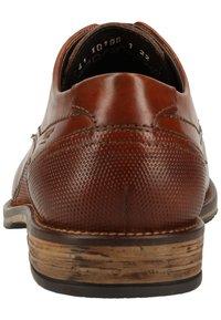 Fretz Men - Business sko - brown - 3