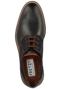 Fretz Men - Business sko - blue - 1