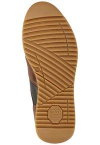 Fretz Men - Sneakers - brown - 4