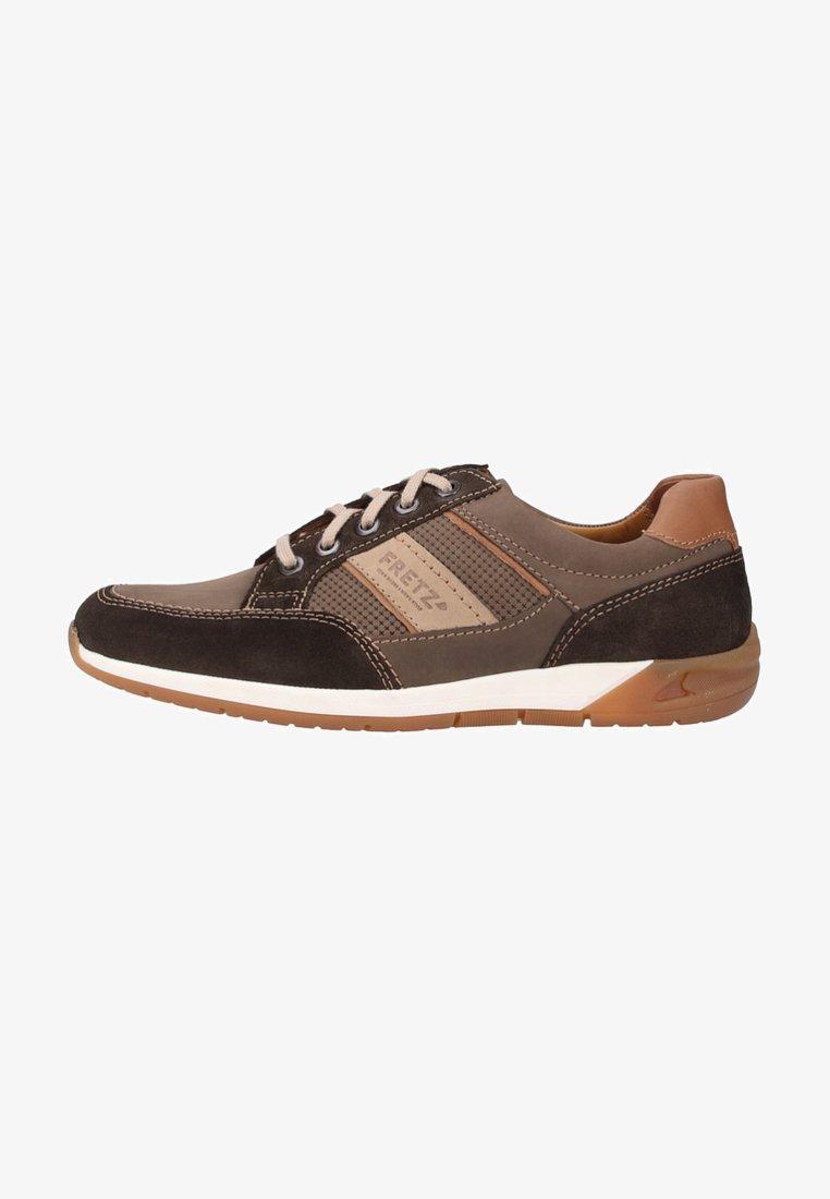 Fretz Men - Sneakers laag - mocha
