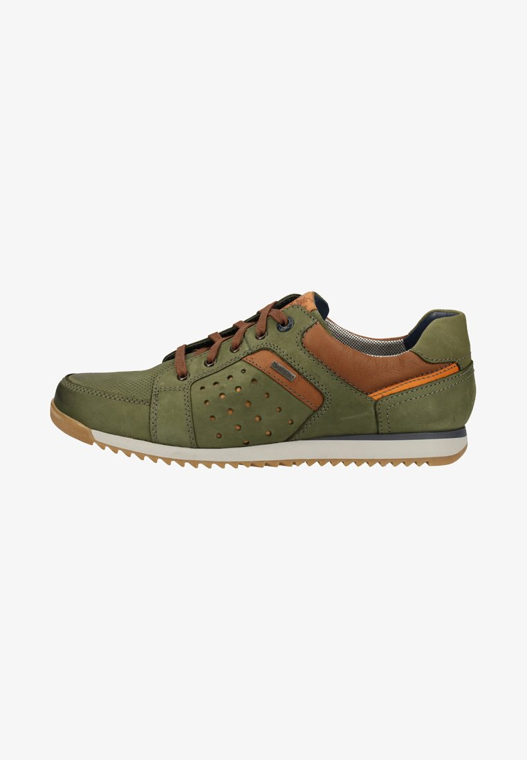 Fretz Men - Sneakers - dark green