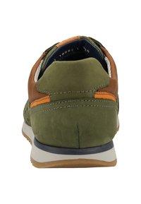 Fretz Men - Sneakers - dark green - 3