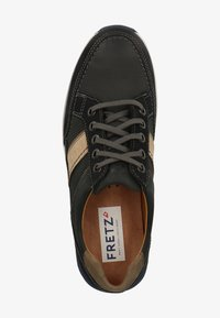 Fretz Men - FRETZ MEN SNEAKER - Sneakers - green/black - 1