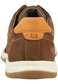 Fretz Men - FRETZ MEN SNEAKER - Sneakers - brown - 3
