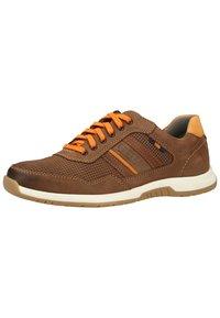 Fretz Men - FRETZ MEN SNEAKER - Sneakers - brown - 2