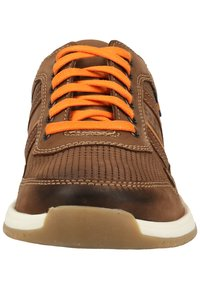 Fretz Men - FRETZ MEN SNEAKER - Sneakers - brown - 5