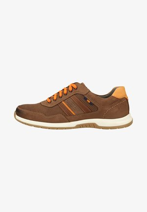 FRETZ MEN SNEAKER - Sneakers - brown