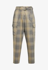 French Connection - AISHAH BELTD HGH WAIST - Trousers - multi - 4