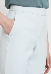 French Connection - SUNDAE SUITING TAILORED - Trousers - light dream blue - 4