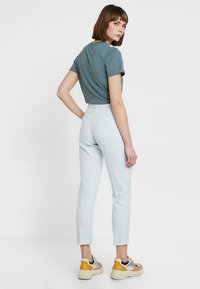 French Connection - SUNDAE SUITING TAILORED - Trousers - light dream blue - 2