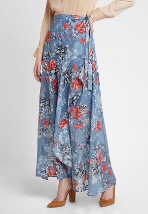 CATELINE DEVORE WRAP  - Wrap skirt - summer surf multi