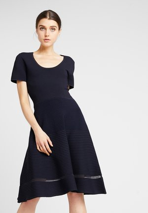 VOLETTA DRESS - Jumper dress - utility blue