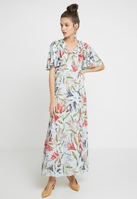 French Connection - CADENCIA - Maxi dress - light dream blue