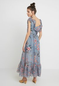 French Connection - CECILE SHEER DRESS - Maxi dress - multi - 2