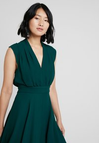French Connection - CARRABELLE DRESS - Day dress - bayou green - 4