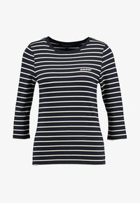 French Connection - TIM TIM AMOUR - Long sleeved top - dark blue - 5