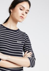 French Connection - TIM TIM AMOUR - Long sleeved top - dark blue - 4