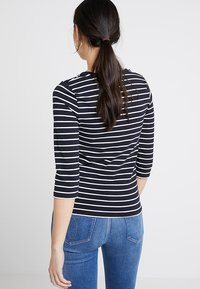 French Connection - TIM TIM AMOUR - Long sleeved top - dark blue - 3