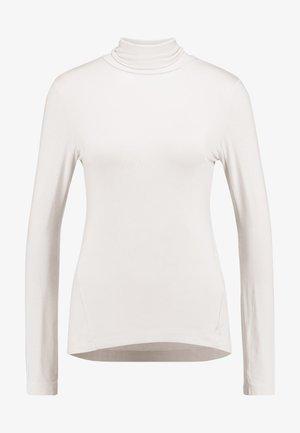 VENETIA SPLIT CUFF - T-shirt à manches longues - classic cream