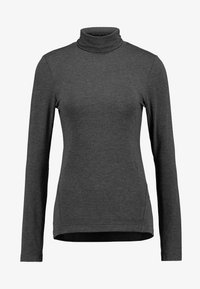 French Connection - VENETIA SPLIT CUFF - Long sleeved top - charcoal melange - 3