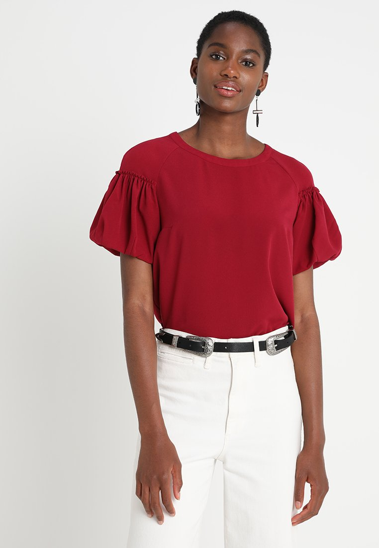 French Connection - LIGHT - Blouse - baked cherry