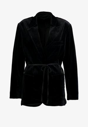 AMATO LONGLINE - Blazer - black