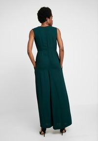 French Connection - CARRABELLE PLEATD - Jumpsuit - bayou green - 2