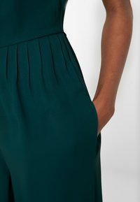 French Connection - CARRABELLE PLEATD - Jumpsuit - bayou green - 5