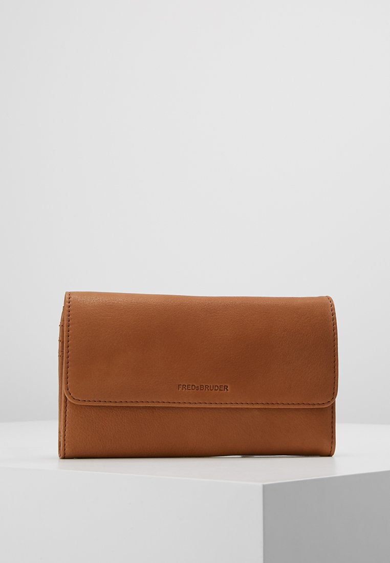FREDsBRUDER - WALLET TAKE IT EASY - Wallet - dark camel