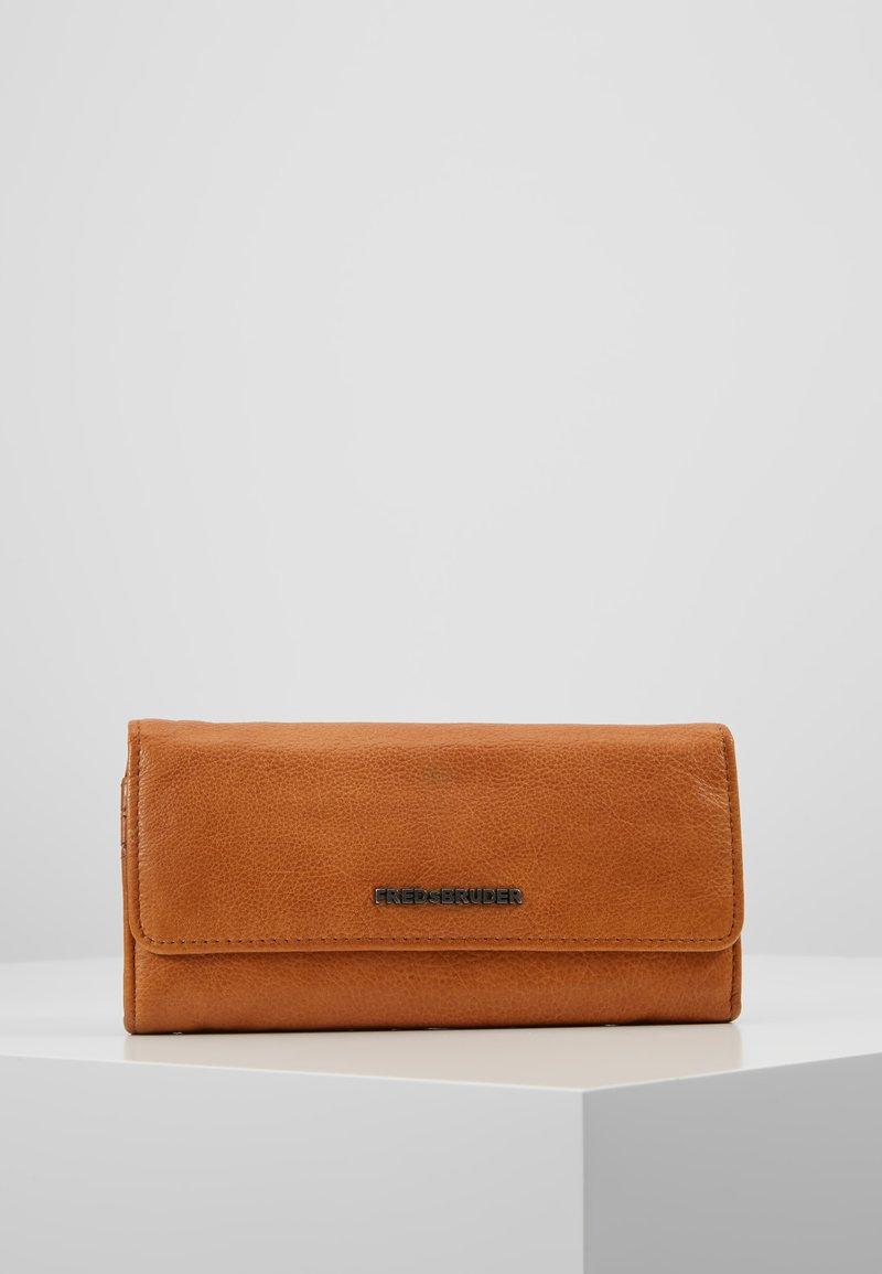 FREDsBRUDER - FLAPPY  - Wallet - brown