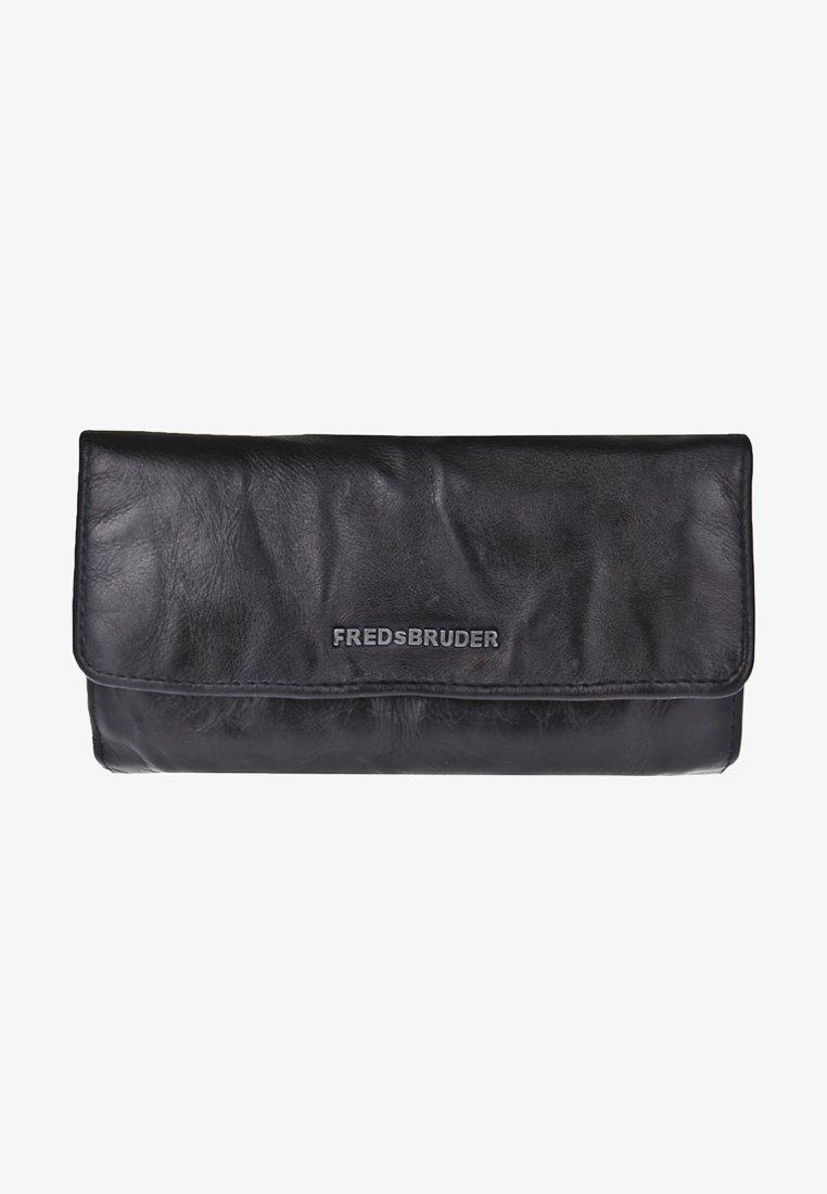 FREDsBRUDER - FLAPPY - Wallet - black