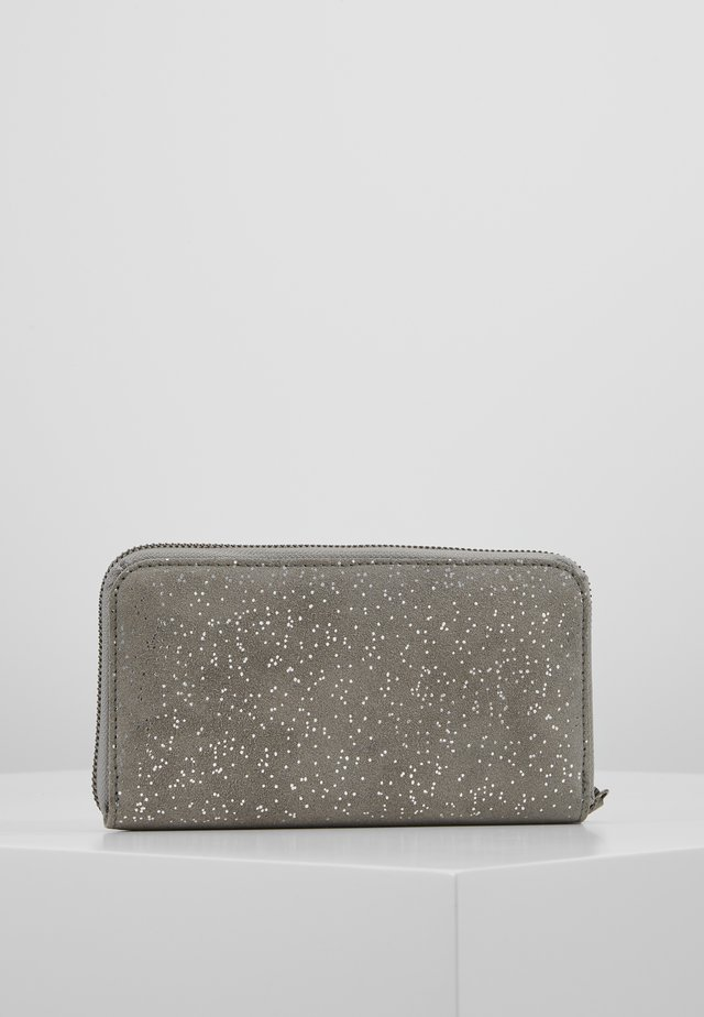 MINIMIX ZIP WALLET - Wallet - grey
