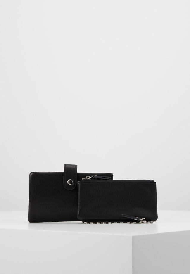 2IN1 SMALL - Portafoglio - black