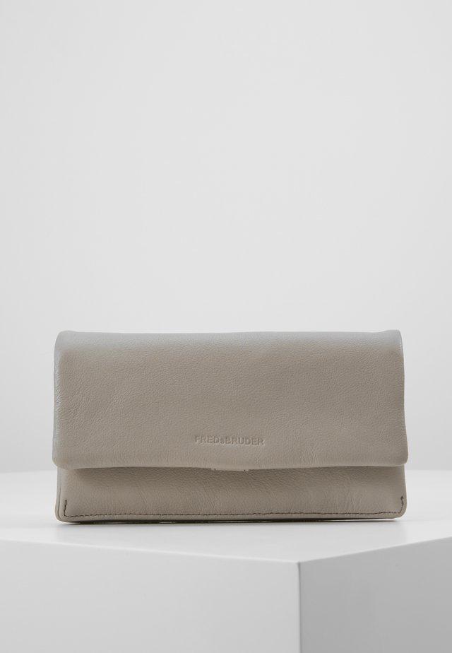 WALLET HEARTBEAT - Wallet - light grey