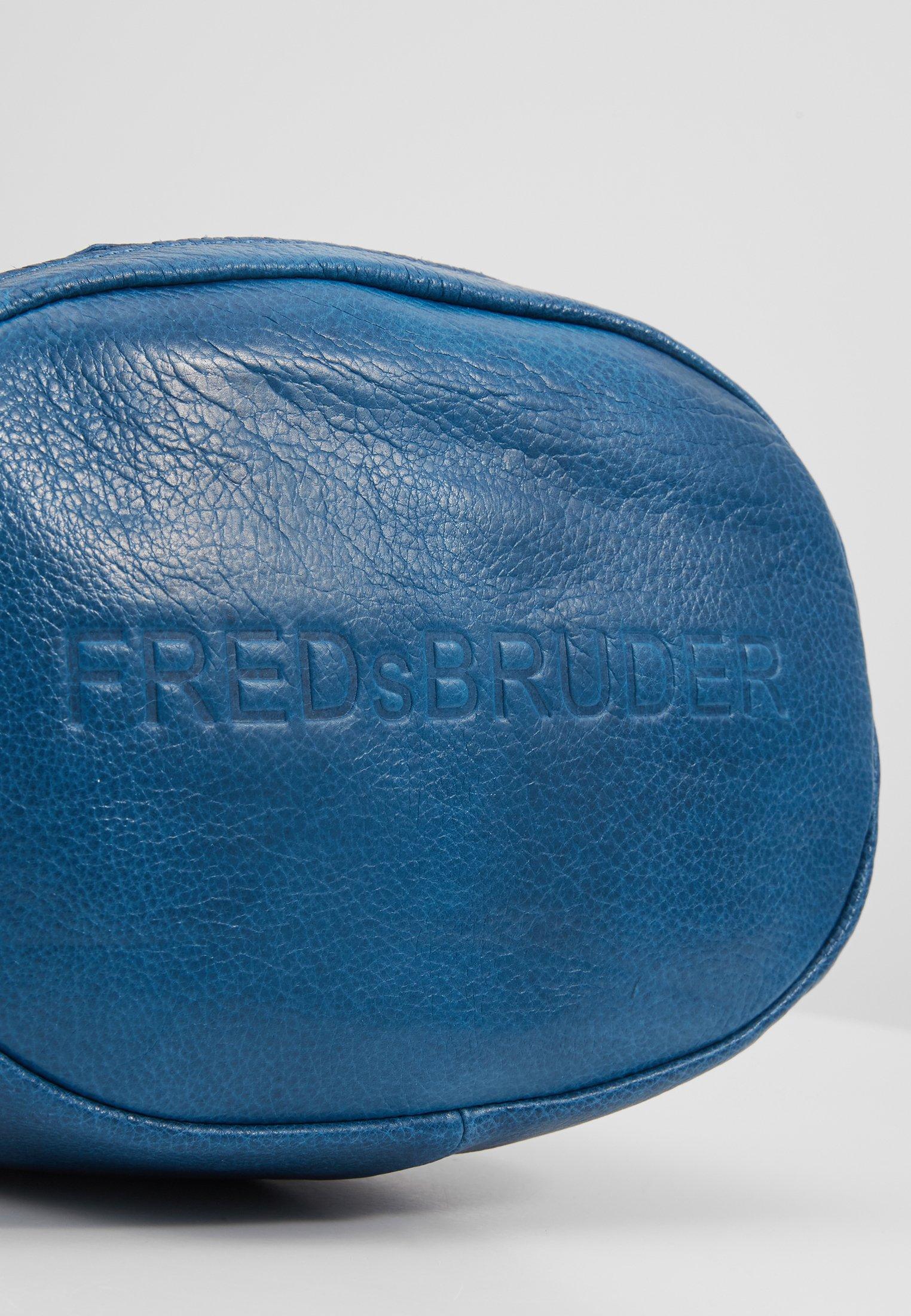 FREDsBRUDER GÜRTELINCHEN - Torba na ramię - light blue